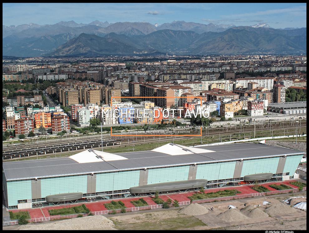 Palazzine dell'ex Villaggio Olimpico di Torino