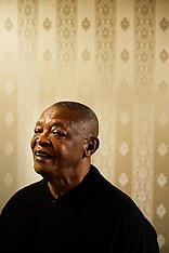 Jazz musician Hugh Masekela (december 2009)
