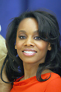 "Anika Noni Rose,  at "" Cat on a Hot Tin Roof "" Press conference announcing limited broadway run,  at Broad Hurst Theater on January 8, 2008 in New York City"