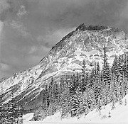Mount Dolomite, Icefields Parkway, AB, Canada