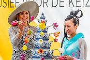 Koningin Maxima opent vrijdagochtend 7 april in Museum Prinsenhof Delft de tentoonstelling Verboden
