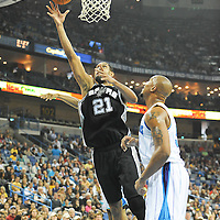 SAN ANTONIO SPURS VS NEW ORLEANS HORNETS 11.28.2010