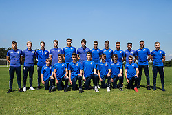 Bristol Rovers Academy First and Second Year Scholars - Mandatory byline: Rogan Thomson/JMP - 20/07/2016 - FOOTBALL - Golden Hill Training Centre - Bristol, England - Bristol Rovers Youth Team Portraits.