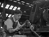 1954 - Newbridge Cutlery factory