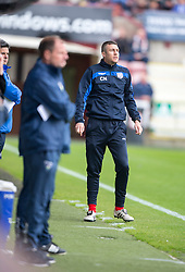 Cowdenbeath's manager Colin Nish. <br /> Dunfermline 5 v 1 Cowdenbeath, Scottish League Cup game played today at East End Park.