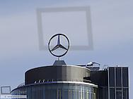 Munich, Mercedes Tower, Germany, Bavaria
