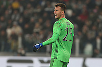 can - 28.02.2017 - Torino - Coppa Italia Tim  -  Juventus-Napoli nella  foto: Neto