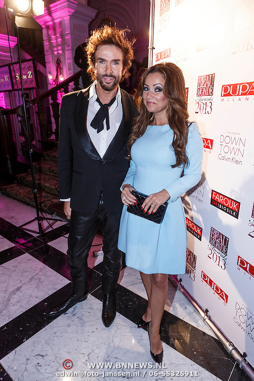 NLD/Amsterdam/20131111 - Beau Monde Awards 2013, Tatjana Simic