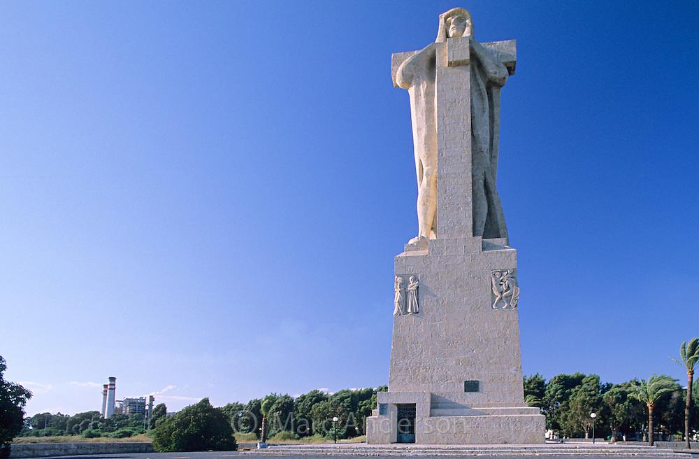 Monument to Christopher Columbus (Monumento a Cristobal Colón), Huelva, Spain