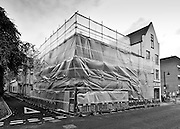 Pembroke College Brewer Street Project, November '10
