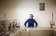 Judy Ferrel, Lab manager at Providence Medical Center
