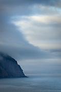 Bay of Fundy headlands, New Brunswick