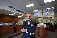 Bob Franko, chief executive of First Choice Bank