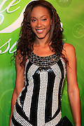 Shontelle at The Tanqueray 3rd annual Style Sessions tour, making its tenth stop with a grande finale in NYC on May 29, 2008 at The Metropolitan Pavillion...Tanqueray Style Sessions is a private, invite-only affair showcasing limited edition apparel by Tanqueray?s partnering brands such as Marc Ecko, New Era, and Zero Halliburton. Responsible trendsetters, who don the culture, will experience an evening of music, art and fashion while discovering the three styles of Gin; London Dry, No. Ten and Rangpur.