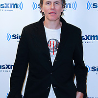John Taylor of Duran Duran visits SiriusXM for an Author Confidential on October 15, 2012 ..Photo credit ; Rahav Iggy Segev