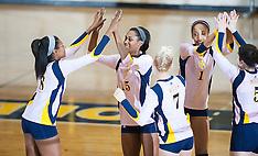 2014 A&T Volleyball vs FAMU
