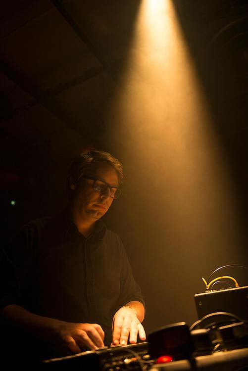 Farben (DE), Nocturne 5, Post-Romantique, Société des arts technologiques [SAT], 3 juin 2012.