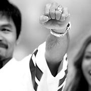Pacquiao v Clottey - Press Conference