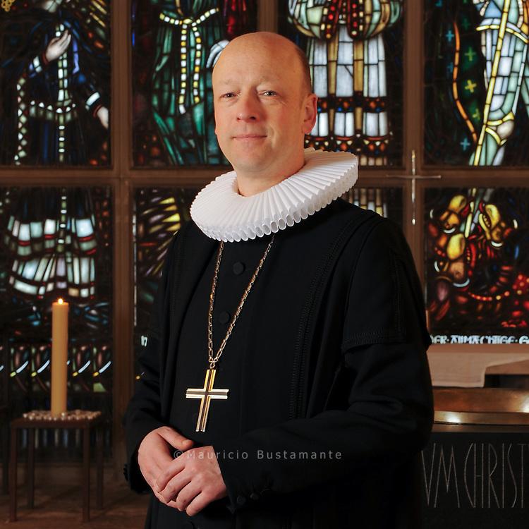 Hauptpastor und Propst Dr. Johann Hinrich Claussen.
