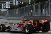 Helio Castroneves, Baltimore Grand Prix, Streets of Baltimore, Baltimore, MD USA 9/4/2011