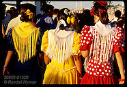 13: ANDALUSIA SEVILLE FAIR, DANCE, DRESS