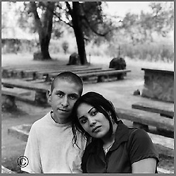 Jesse and Rebecca.Chimayo, NM