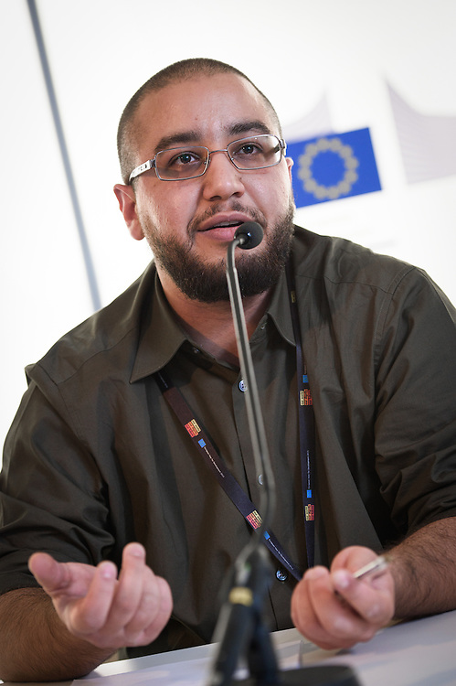 03 June 2015 - Belgium - Brussels - European Development Days - EDD - Gender - Gender equality - Exploring innovative ways to engage boys and young men in shifting social norms - Jay Feghali , Programme Officer , Abaad © European Union