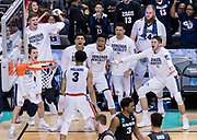Gonzaga beat Xavier in the Elite Eight March 25 to advance to the first Final Four in school history. (Photo by Edward Bell)