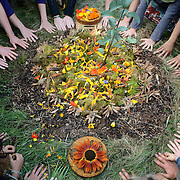 Circle of Children Tribal Essence