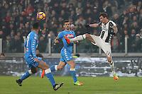 can - 28.02.2017 - Torino - Coppa Italia Tim  -  Juventus-Napoli nella  foto: Mario Mandzukic
