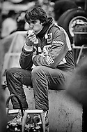 Eddie Cheever was an American Formula One racing driver who grew up in Italy, raced in Formula 2 in the early 70&rsquo;s and arrived in F1 for a single race for the Hesketh team in 1978. <br /> <br /> By 1980, he was full-time for Osella, then Tyrrell in 1981 and Ligier in 1982; finishing second in Detroit. <br /> <br /> His best opportunity was as teammate to Alain Prost in the works Renault team, seen here in 1983. He would score a third in France and a second in Canada. <br /> <br /> Following stints with uncompetitive teams, he left Formula 1 in 1989, and won the Indianapolis 500 as an owner/driver in 1998.