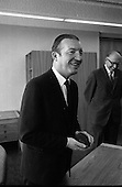 1969 - 03/09 Haughey with New Coins