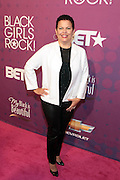 October 13, 2012- Bronx, NY: Debra Lee, President & CEO, BET Networks at the Black Girls Rock! Awards Red Carpet presented by BET Networks and sponsored by Chevy held at the Paradise Theater on October 13, 2012 in the Bronx, New York. BLACK GIRLS ROCK! Inc. is 501(c)3 non-profit youth empowerment and mentoring organization founded by DJ Beverly Bond, established to promote the arts for young women of color, as well as to encourage dialogue and analysis of the ways women of color are portrayed in the media. (Terrence Jennings)