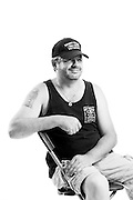 Wayne E. Anderson<br /> Navy<br /> E-5<br /> Aug. 24, 1985 - July 1993<br /> Aviation Electronic Technician<br /> Desert Shield/Storm <br /> <br /> Veterans Portrait Project<br /> Laconia, NH<br /> Laconia Bike Week