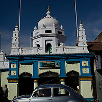 The Nagore Shrine is one of George Town's oldest religious structures..