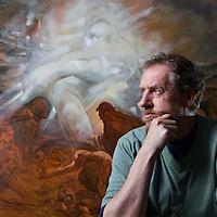 Peter Howson, Artist