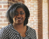 Jackie Vinson at the University of Mississippi in Oxford, Miss. on Wednesday, April 7, 2010.