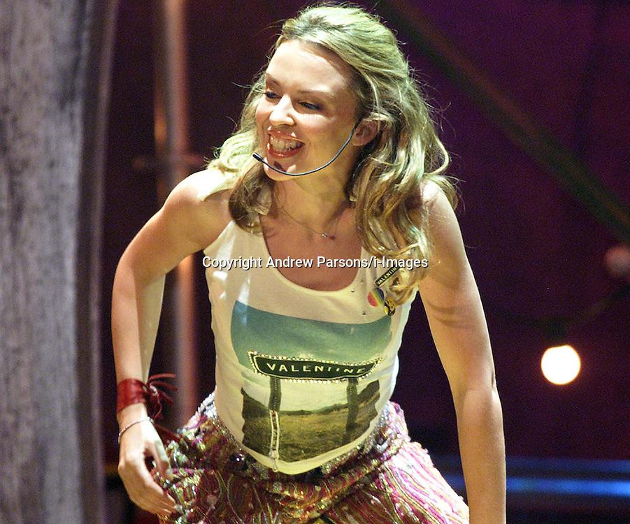 Kylie Minogue 2000 Kylie Minogue at Smash...
