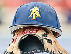 2015 A&T Baseball Season