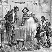 """Yes, this is a clear case of Difflomania"" The Blackville Medical Man Harper's Weekly, 1879."
