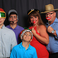 July 2nd Birthday Photo Booth