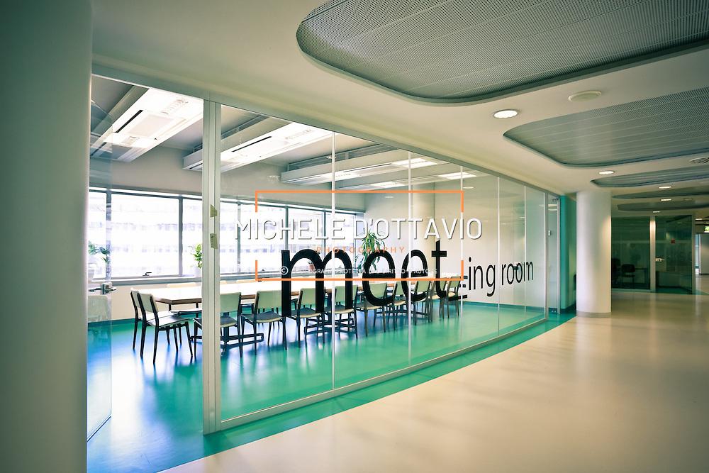Università degli studi di Torino, campus Luigi Einaudi sede delle facoltà di Scienze politiche e Giurisprudenza.