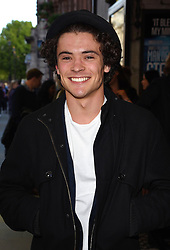 John Labey attends James Freedman: Man of Steal Press Night at Trafalger Studios, Whitehall, London on Friday 29 May 2015