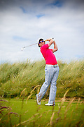 Rory McIlroy at the doomed Oakley shoot in Ireland