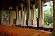 Trinity College Chapel. Kandy.
