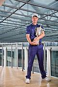 Justin Rose, Shot for BA Business Life Magazine at teh British Airways HQ. justin Rose