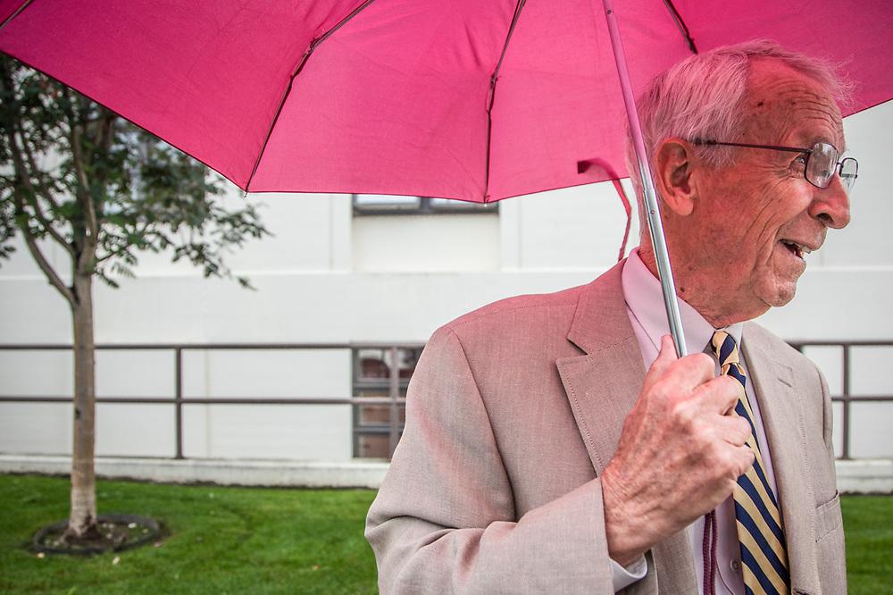 Anchorage Attorney, Eric Wohlforth