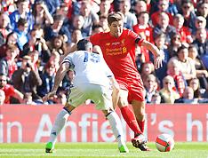 170325 Liverpool Legends v Real Madrid Legends