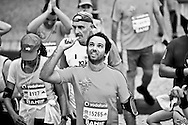 Athletes expressions after reaching the finish line at Lisbon's Half Marathon that took place on October 18th.The competition was won by Beatrice Mutai from Kenya in women competition and Nguse Amlosom from Eritrea in men's. - Reaching the finish line is a mirage for many. The 21,1 Km (about 13 miles) of the Half Marathon are a challenge for most. When achieved, the dream of completing the distance transforms into emotions, expressions, sweat into tears, dedications and exultation. To overcome one self is the goal.