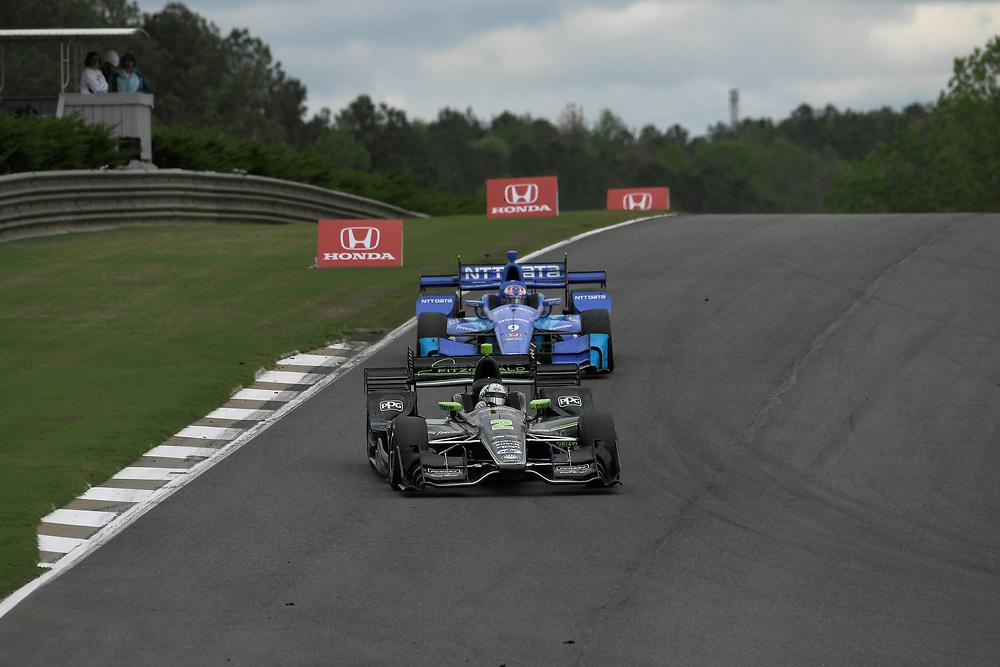 Josef Newgarden, Honda Grand Prix of Alabama, Barber Motorsports Park, April 23, 2017, Birmingham, AL  USA